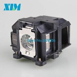 Image 1 - Lampe de projecteur ELPL67 V13H010L67 pour Epson EB X02 EB S02 EB W02 EB W12 EB X12 EB S12 EB X11 EB X14 EB W16 EX3210 EX5210 EX7210