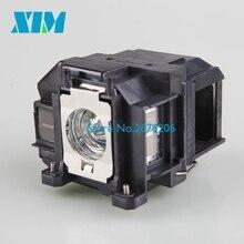 Projektor lampe ELPL67 V13H010L67 für Epson EB X02 EB S02 EB W02 EB W12 EB X12 EB S12 EB X11 EB X14 EB W16 EX3210 EX5210 EX7210