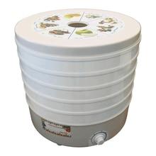 Сушилка электрическая Помощница СШ-008(Мощность 520 Вт, 5 ярусов, объем 25 л, подходит для высушивания грибов и ягод
