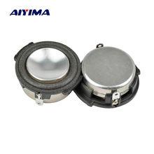 Aiyima 2 шт 1 дюймов полный спектр аудио портативный динамик