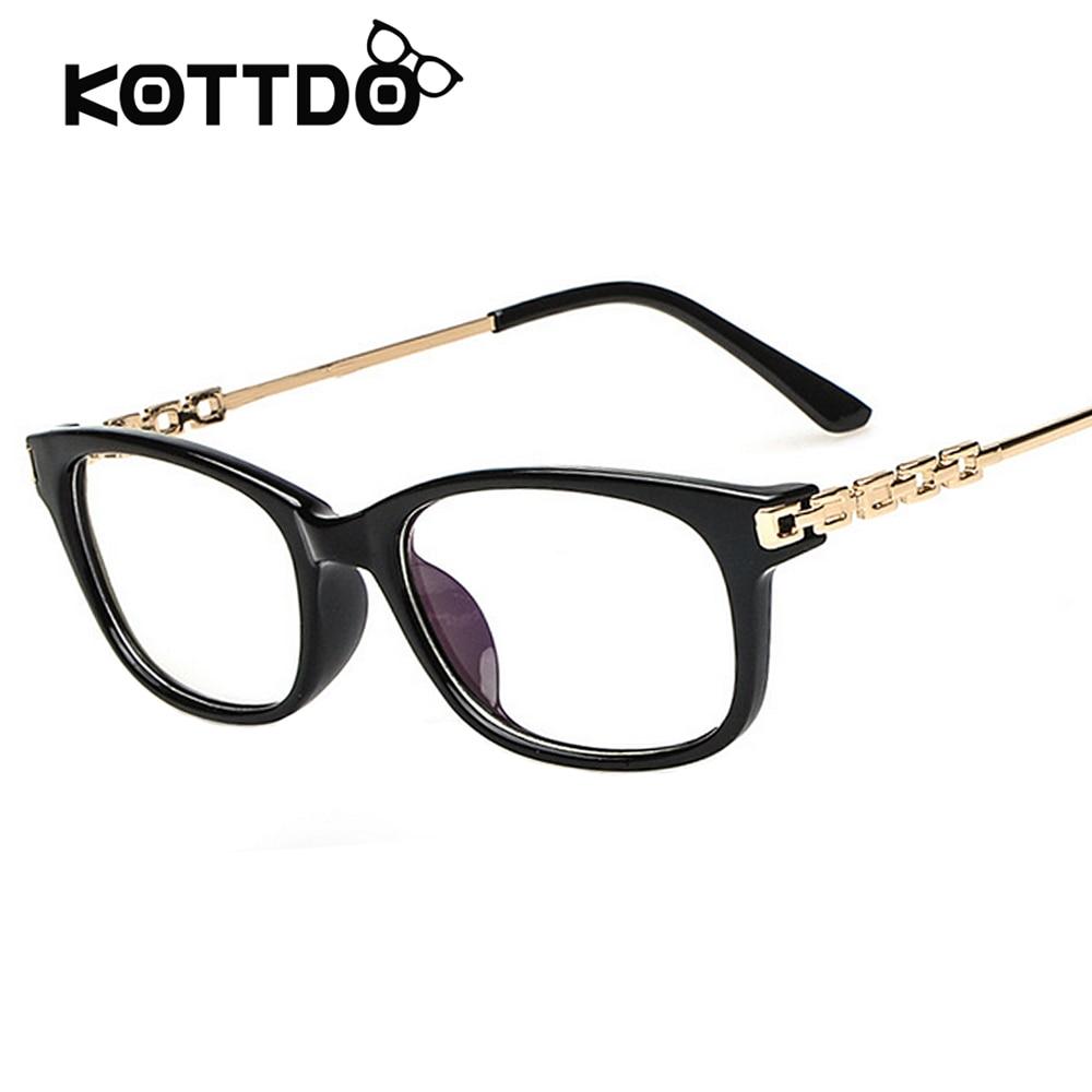 aliexpress buy square eyewear eyeglasses metal
