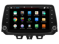 OTOJETA DSP stereo carplay android 8.1 car radio for Hyundai tucson IX35 car accessories bluetooth Gps navigation tape recorder