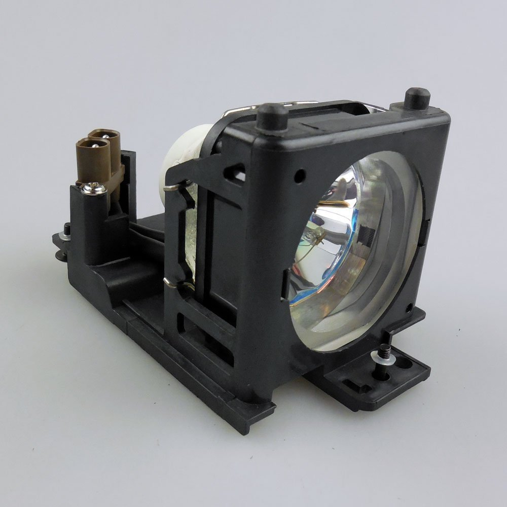 DT00701 Replacement Projector Lamp with Housing for HITACHI CP-HS980 / CP-HX990 / CP-RS55 / CP-RS55W / CP-RS56 dt01151 projector lamp with housing for hitachi cp rx79 ed x26 cp rx82 cp rx93 projectors