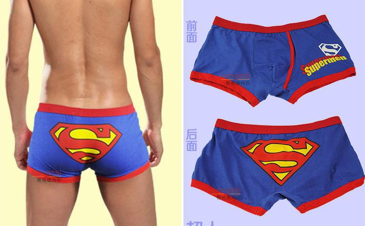superman boxer shorts