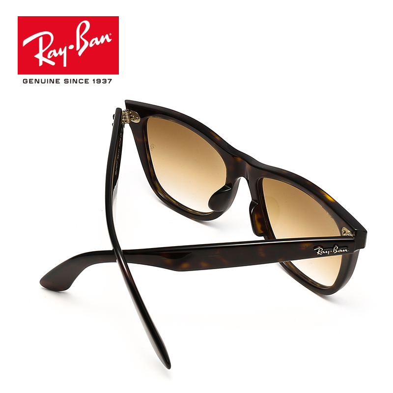 Rayban Retro 2018 Original Brand Designer classic Sunglasses UV Protection Men Women prescription Sun Glasses RB2140F-902