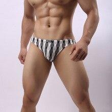 Hot!New arrival brand HOWE RAY Men's sexy underwear men underpants men's gay briefs comfortable Festive lantern underwear