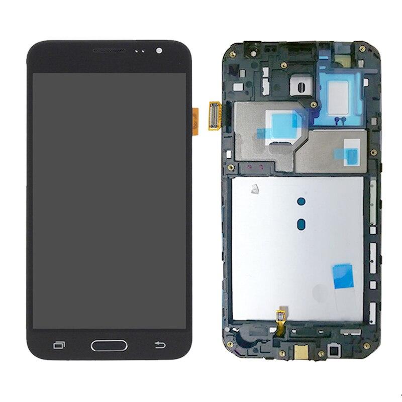 szHAIyu Brightness Adjustable J320 LCD For Samsung Galaxy J3 2016 J320F/H J320FN J320M /DS LCD Display Touch Screen With FrameszHAIyu Brightness Adjustable J320 LCD For Samsung Galaxy J3 2016 J320F/H J320FN J320M /DS LCD Display Touch Screen With Frame