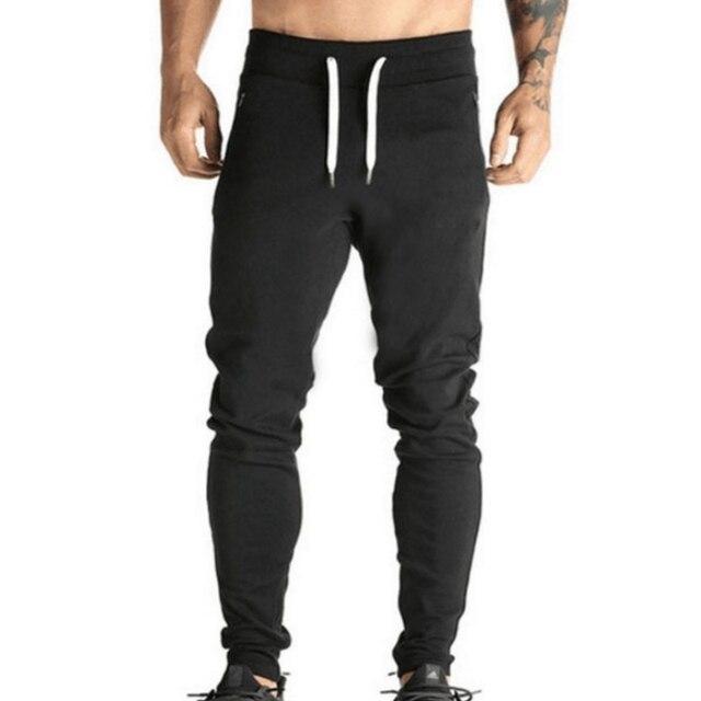 Homme Décontracté Sarouel Baggy Jogging Danse Jogger Hip Hop Sport Pantalons 0eb63adc910