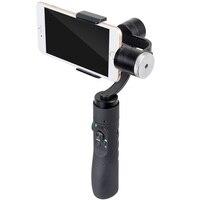 Оригинальный afi V3 новые акции алюминиевой 3 оси ручной телефона Gimbal для смартфон Поддержка отслеживание лица с APP