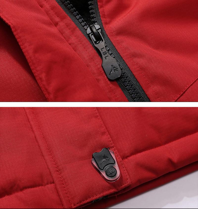 Women's Softshell Jacket Ski Suit Hiking Down Coats Waterproof Snow Snowboard Clothes Skiing Fishing Costume Female Sportswear (11)