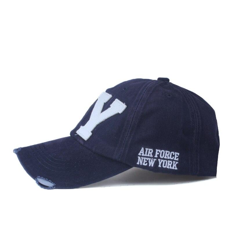 Xthree unisex mode cotton baseball cap snapback topi untuk pria - Aksesori pakaian - Foto 2