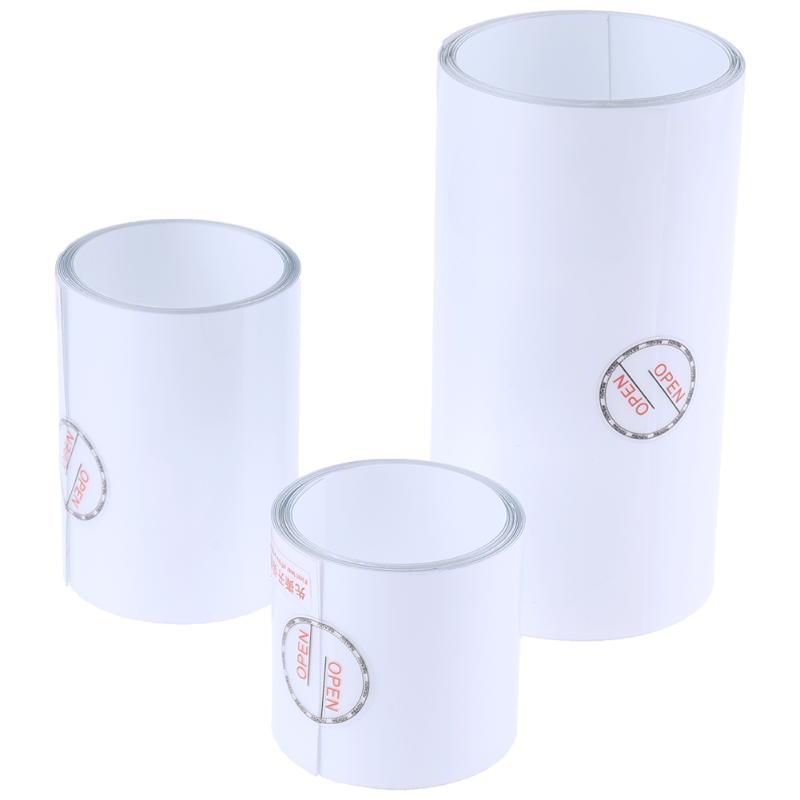 3 Rouleau VTT Vtt Cadre Autocollant Transparent Vélo Peinture Protection Film Vélo Peinture Protection Film Vélo Cadre Autocollant