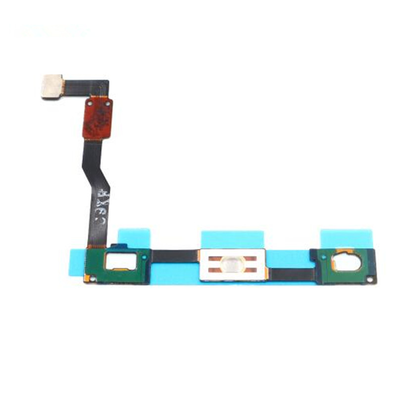 Sinbeda Brand New For Samsung Galaxy S2 II I9100 GT-I9100 Menu Sensor Keypad Signal Home Button Ribbon Flex Cable Replacement
