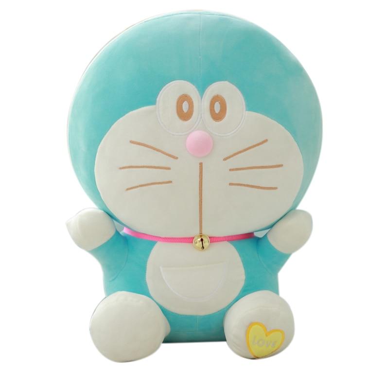 50cm/60cm Stand By Me Doraemon Plush Toy Doll Cat Kids Gift Baby Toy Kawaii Plush Anime Plush by health 1220mg 60