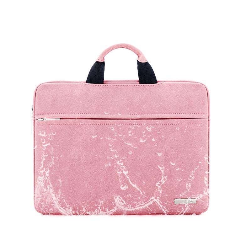 15.6 inch Waterproof Women Notebook Sleeve Bag Laptop Handbag Case For Macbook L