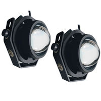 Led Car Fog Lamp Super Bright 1000LM 10W CREE DRL Eagle Eye Light Daytime Running Reverse
