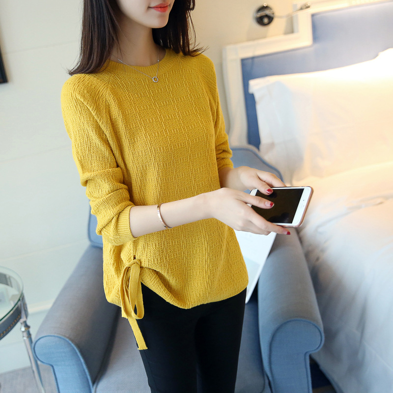 Cheap wholesale 2020 new autumn winter Hot selling women's fashion casual warm nice Sweater  L591