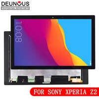 Nuevo Panel de pantalla LCD + MONTAJE DE digitalizador de pantalla táctil para Sony Xperia Tablet Z2 SGP511 sgp55521 SGP541 SGP551 SGP561