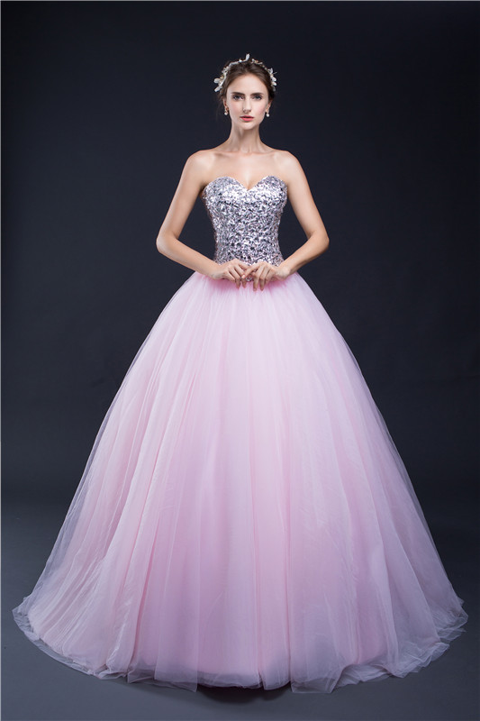 Popular Cheap Pink Ball Gowns-Buy Cheap Cheap Pink Ball Gowns lots ...