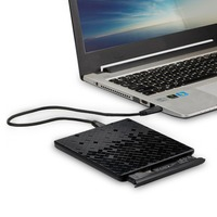 Latest USB3 0 Ultra Slim Portable DVD Rewriter Burner External DVD Drive Optical Drive CD RW