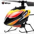 Alta qualidade WLtoys versão atualizada V911 4CH 2.4 Ghz única lâmina hélice Radio helicóptero de controle remoto RC w / GYRO RTF modo 2