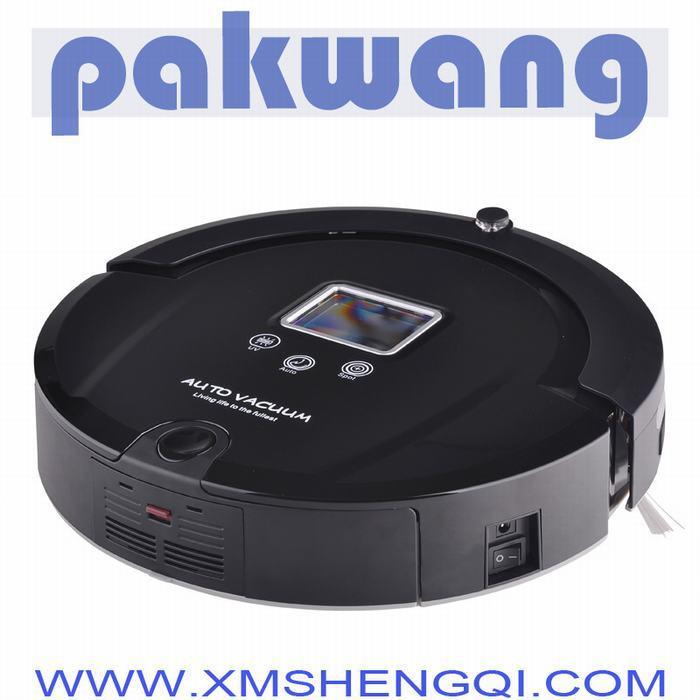 PAKWANG A320 Robot Vacuum Cleaner for Home, Fullgo Automatic Vacuum Clean, Self Charge Robot Vacuum