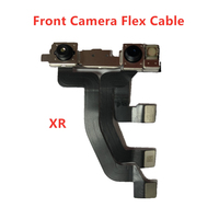 1Pc High Quality Front Facing Camera For iPhone XR With Proximity Light Sensor Flex Cable Microphone Replacement Accessories