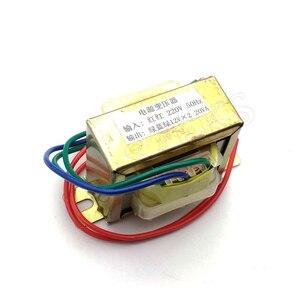 Image 3 - Ферритовый сердечник EI 20 Вт, вход 220 В, 50 Гц, Вертикальное Крепление, Электрический силовой трансформатор, выходное напряжение Doubel 12 В