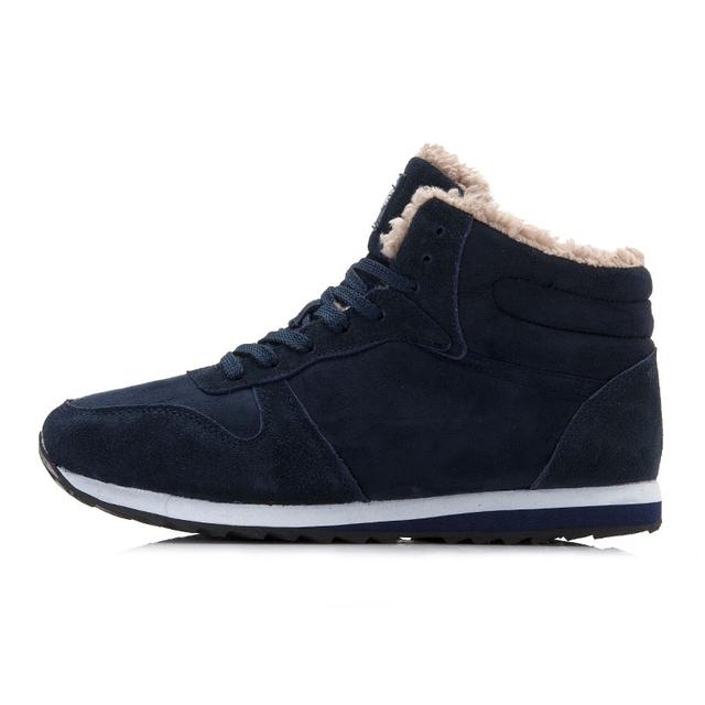 2019 Winter Men Sneakers Plus Size 47 Lovers Vulcanize Shoes High Top Male Winter Footwear Zapatos De Hombre