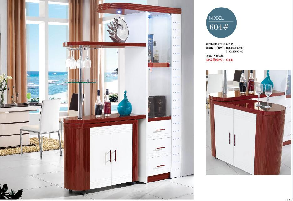 0604# Modern living room cabinet shoes box cabinet showcase living room Between Cabinet Office wine cooler cabinet