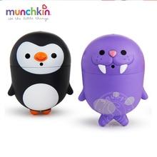 Игрушка для ванны Munchkin пингвин и морж  9+
