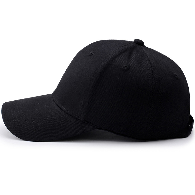 Summer new hat male summer Korean version of the wild sun sun hat female visor casual baseball cap summer can be folded anti uv sun hat sun protection for children to cover the sun with a large cap on the beach bike travel