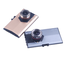 3.0 «140 градусов Full HD 1080 P Видеорегистраторы для автомобилей Камера видео Регистраторы регистраторы обнаружения движения