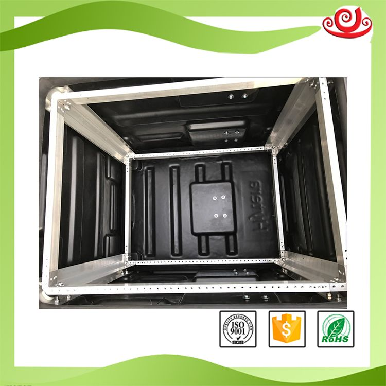 Tricases RU140 RU-Series 19'Rack Cases Shockproof Dustproof Watertight For Computer Mainframe Server Equipment Case Case