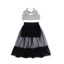 04e566917eaca Buy girls maxi skirts clothing set and get free shipping on ...