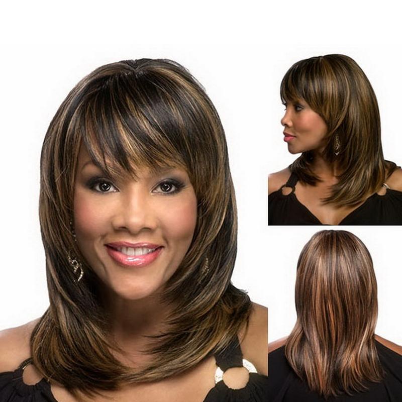 Sensational Hairstyles For Medium Length Hair African American Promotion Shop Short Hairstyles Gunalazisus