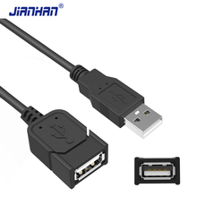 USB2.0 Extension Cable Male to Female Extender Extended for laptop PC USB Super speed Adapter
