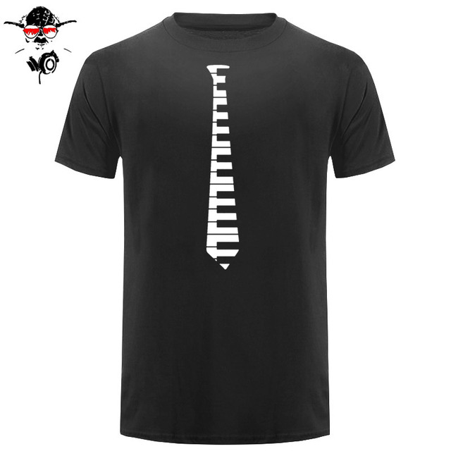 Creature Piano Keyboard Music T Shirt35