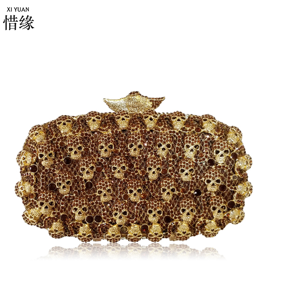 Small Mini Bag Women Shoulder Bags Crossbody Women Gold Clutch Bags Ladies Evening Bag for Party Day Clutches Halloween Purses lolibox women bag rhinestone crown sequins glitter clutch bag crossbody bags for women day clutches ladies evening banquet bag