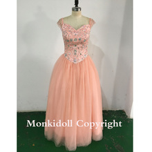 BONJEAN Quinceanera Dresses 2019 Ball Gown Sweet 16 Dress