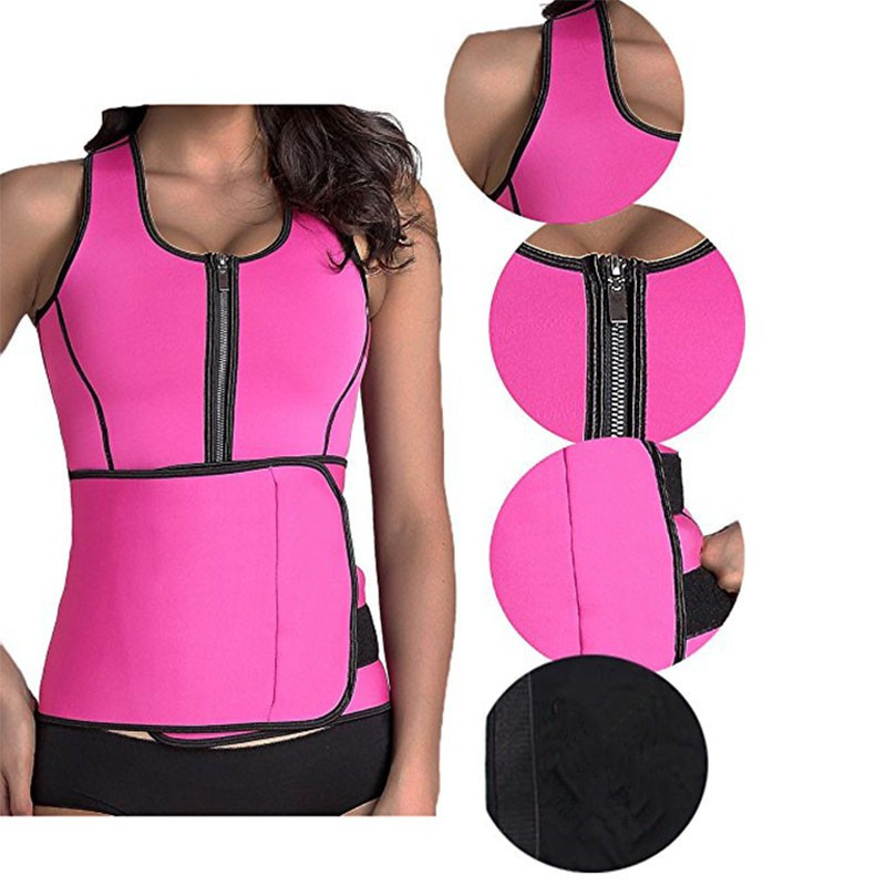 Inadice Corset Belt Women Cummerbunds Neoprene Top Clothing Waist Belt Solid Elastic Belt 2019 Fashion Slimming Belt Wholesale