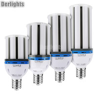 E27 E40 30 W 40 W 50 W 60 W LED Mısır Işık LED Ampul lamba Sıcak/Soğuk Beyaz AC85-265V Süper Parlak Enerji Tasarrufu Led Aydınlatma Mısır lamba
