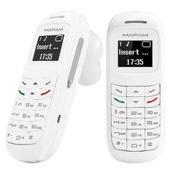 BM70 magiczny głos Mini telefon komórkowy stereofoniczny zestaw słuchawkowy Bluetooth słuchawka BT Dialer GT gwiazda BM50 biała lista p = kieszonkowy telefon komórkowy P136