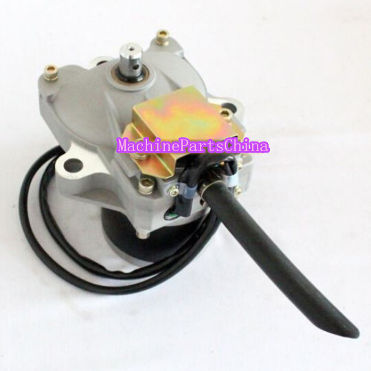 Throttle Motor Assembly 7834-40-2001 Fit for PC250LC-6 PC200-6 PC220-6Throttle Motor Assembly 7834-40-2001 Fit for PC250LC-6 PC200-6 PC220-6