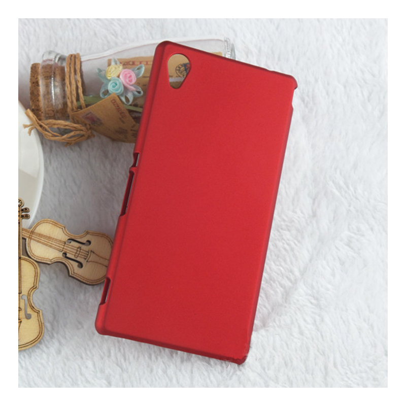 newest 30dff fa06e Rubber Matte Scrub Hard Case for Sony Xperia M4 Aqua Frosted Matte Skin  Back Cover For M2 Aqua M5 Dual Hybrid Cell Phone Cases on Aliexpress.com |  ...