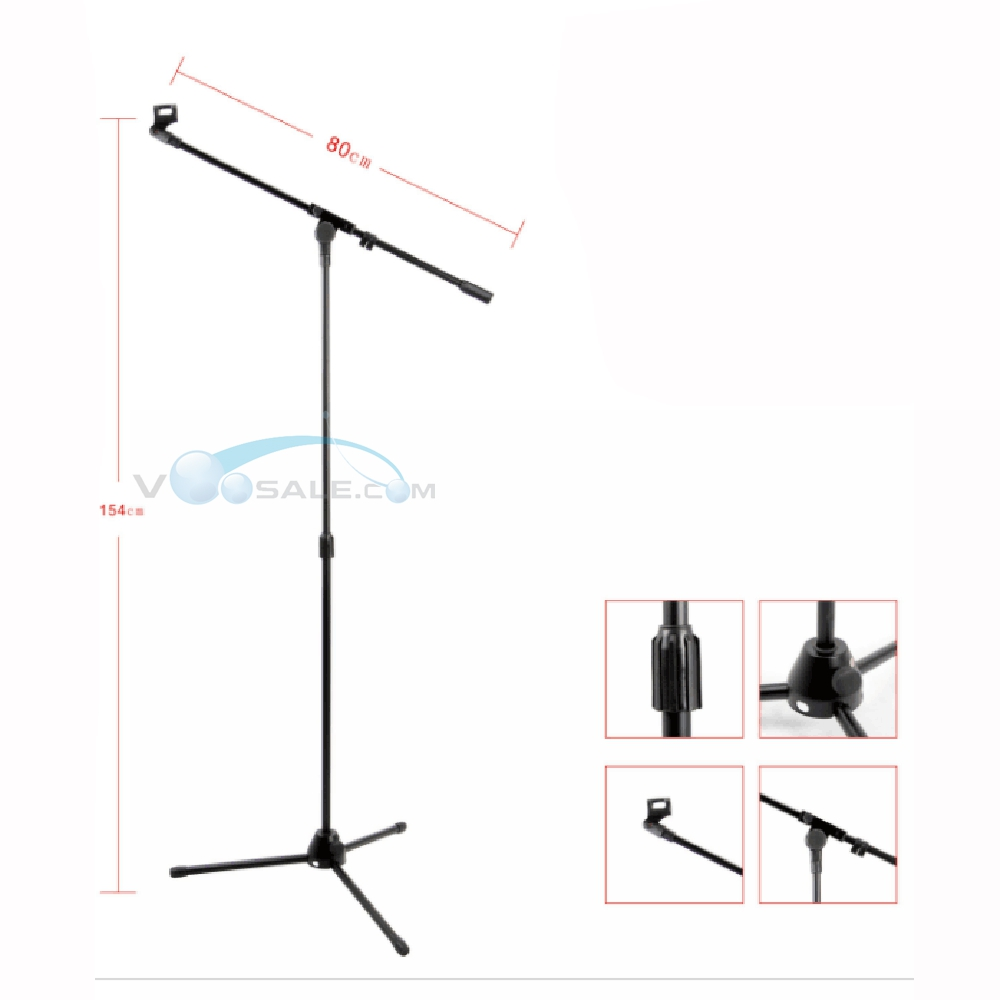 m 100 microphone flexible stand high quality adjustable height microphone stand guitar. Black Bedroom Furniture Sets. Home Design Ideas