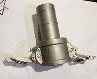2 1/2 Hose Barb 316 Stainless Steel Cam Lock Socket Coupler Cam and Groove Fitting Coupling