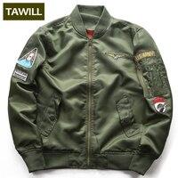 TAWILL Bomber Jacket Men Military U S Army Jackets Coats Autumn Casuals Men S Jacket 2017