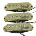Crème Wilkinson Lic ST Strat Vintage Voix Micros À Simple Bobinage Convient Pour Stratocaster