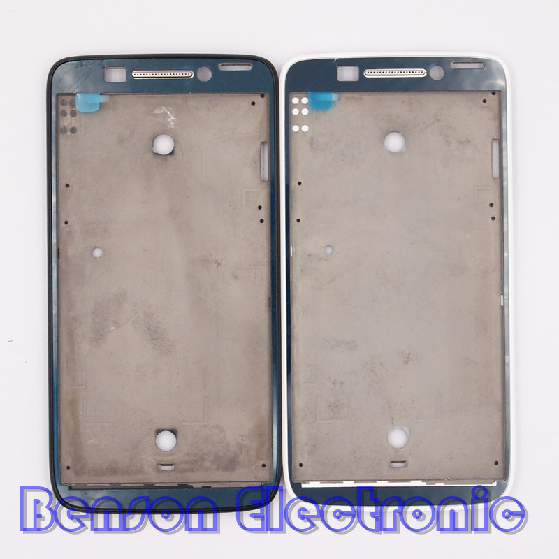 Phone Pouch Cellphones & Telecommunications Baansam New Lcd Holder Screen Front Frame For Zuk Z2 5 Inch Housing Case No Power Volume Buttons